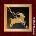 Slika iz slame, Horoskop, Kozorog