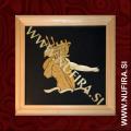 Slika iz slame, Horoskop, Vodnar