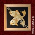 Slika iz slame, Horoskop, Ribi