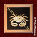 Slika iz slame, Horoskop, Rak