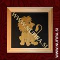 Slika iz slame, Horoskop, Lev