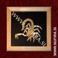 Slika iz slame, Horoskop, Škorpijon