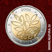 2004 Finska 2 EUR (Razširitev EU)