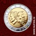 2005 Belgija 2 EUR (Ekonomska unija)