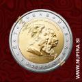 2005 Luksemburg 2 EUR (Vojvoda)