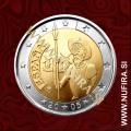 2005 Španija 2 EUR (Don Quijote)