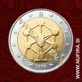2006 Belgija 2 EUR (Atomium)