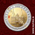 2006 Nemčija 2 EUR (Holstentor) - F