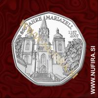 2007 Avstrija 5 EUR (Mariazell)