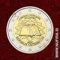 2007 Avstrija 2 EUR (Rimska pogodba)