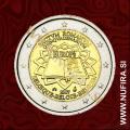 2007 Belgija 2 EUR (Rimska pogodba)