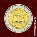 2007 Italija 2 EUR (Rimska pogodba)