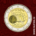 2007 Luksemburg 2 EUR (Rimska pogodba)