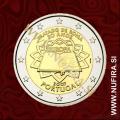 2007 Portugalska 2 EUR (Rimska pogodba)