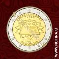2007 Slovenija 2 EUR (Rimska pogodba)