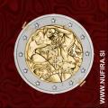 2008 Italija 2 EUR (Človekove pravice)