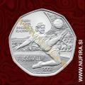 2008 Avstrija 5 EUR (Nogomet: Napadalec)