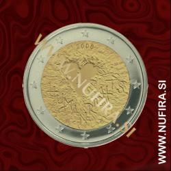 2008 Finska 2 EUR (Človekove pravice)