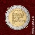 2008 Francija 2 EUR (Predsedovanje EU)