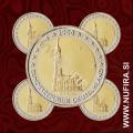 2008 Nemčija 2 EUR - ADFGJ