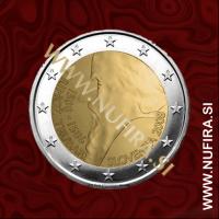 2008 Slovenija 2 EUR (Primož Trubar)