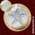2008 Slovenija 3 EUR (Predsedovanje EU)