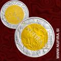 2009 Avstrija 25 EUR (Leto astronomije), NIOB