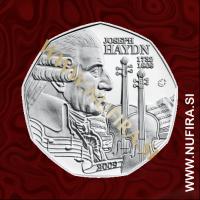 2009 Avstrija 5 EUR (Joseph Haydn)