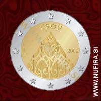2009 Finska 2 EUR (Samostojnosti)