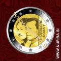 2009 Luksemburg 2 EUR (Vojvodinja Charlotte)