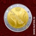 2009 Portugalska 2 EUR (Lusophony igre)