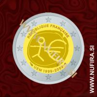 2009 Francija 2 EUR (EMU)
