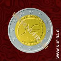 2009 Italija 2 EUR (EMU)