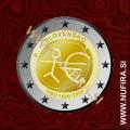 2009 Slovaška 2 EUR (EMU)