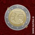 2009 Slovenija 2 EUR (EMU)