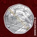 2010 Avstrija 5 EUR (Zimske olimpijske - Ski-jump)