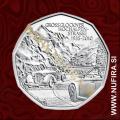 2010 Avstrija 5 EUR (Grossglockner)