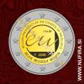 2010 Belgija 2 EUR (EU)