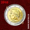 2010 Belgija 2 EUR (redni)