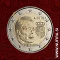 2010 Luksemburg 2 EUR (Velika vojvoda)