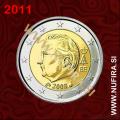 2011 Belgija 2 EUR (redni)