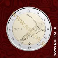 2011 Finska 2 EUR (Nacionalna Banka)