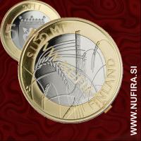 2011 Finska 5 EUR (Savonia)