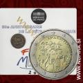2011 Francija 2 EUR (Fête de la Musique), kartica