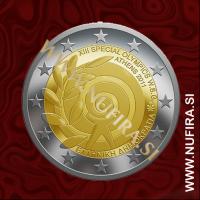 2011 Grčija 2 EUR (Olimpijske igre)
