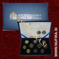2011 Malta SET BU (1c - 2 EUR + 2 EUR)