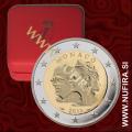 2011 Monako 2 EUR (Poroka) - BOX