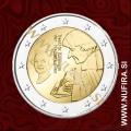 2011 Nizozemska 2 EUR (Desiderius Erasmus)