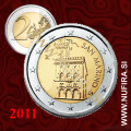 2011 San Marino 2 EUR (redni)