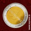 2011 Slovaška 2 EUR (Višegrajski sporazum)
